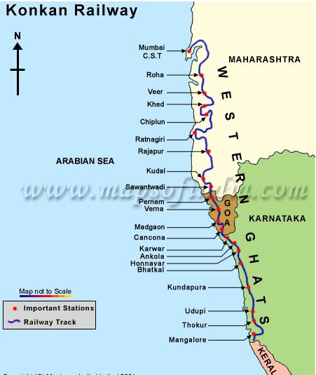 14 Best Konkan Railway Images On Pinterest
