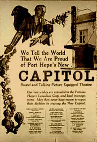 Historic Capitol Flyer