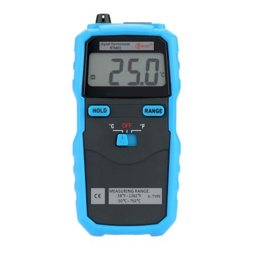 ��C/��F Portable Digital Thermometer Temperature Measurement Meter K Type Testing Probe