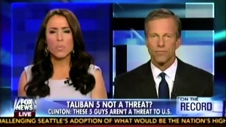 John Thune: Hillary's Comments on Released Taliban Terrorists Are Naive