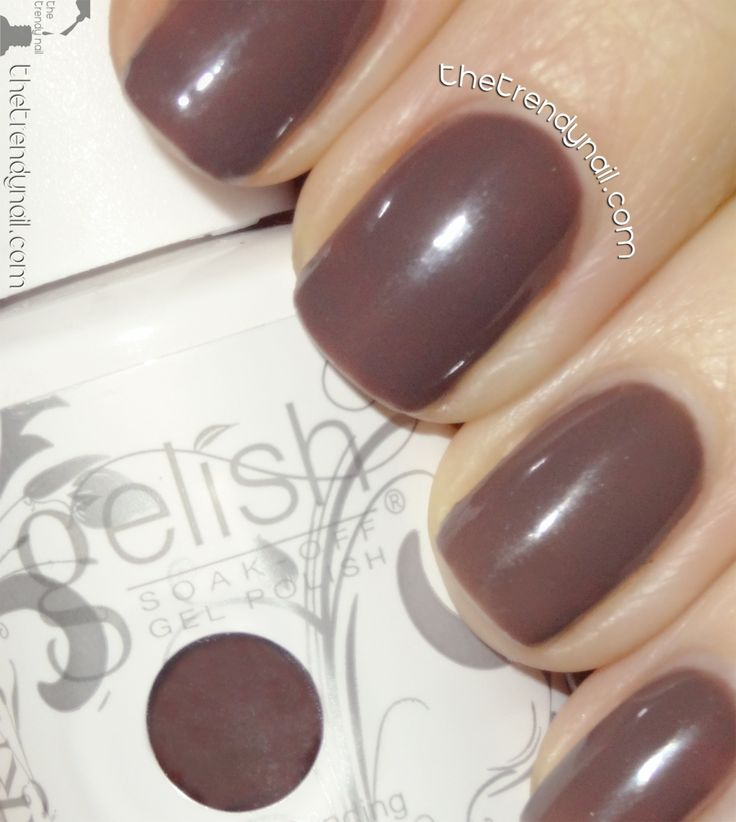 Lust At First Sight by Gelish #gelpolish #nails  http://fave.co/1OSXrwm