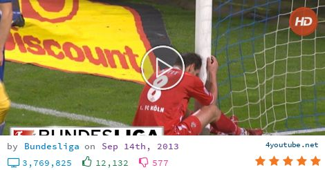 Top 10 Open Goal Misses of All Time - Embarrassing Fails (9.19 MB) - Video Download | Download From Youtube - These shameful screwups have gone down in the history books as the most embarrassing moments a player (or a team) could ever endure. But that doesn't mean we...