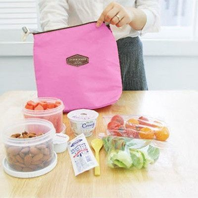 Thermal Lunch Bags Food Picnic Lunch Bag