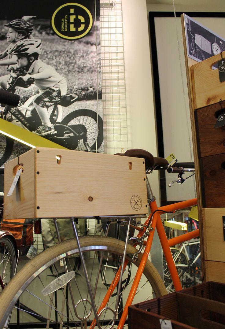 Dumoulin Bicyclettes | Le plus grand choix de vélos urbains et pliants à Montréal