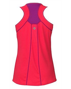 The Essential Tank from Marmot is made from lightweight performance fabric which makes it a simple yet surprisingly versatile piece. The wicking, quick-drying fabric is breathable with ventilating mesh panels and 30 UPF sun protection. No-itch, flat locked seams add comfort to this scoop neck tank. Buy Now http://www.outsidesports.co.nz/new-in/CNAL57070/Marmot-Essential-Tank---Womn's.html#.Vg3xLPmqpBc