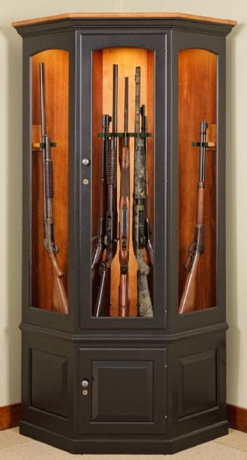 How To Make A Gun Cabinet Plans Woodworking Projects Amp Plans