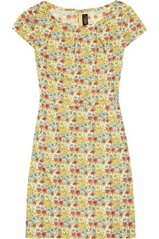 A.P.C. Liberty-print cotton dress