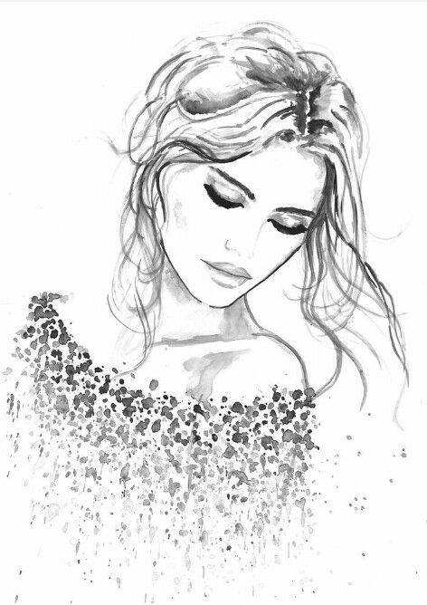 28 best images about jessica durrant on pinterest for Creative drawing ideas for beginners