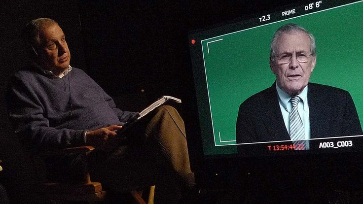 Errol Morris on Donald Rumsfeld, The Unknown Known, and Evidence-Based J...