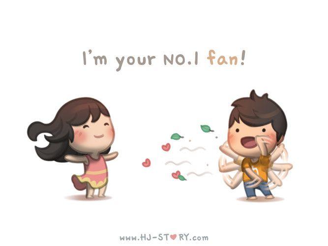 HJ-Story :: No.1 Fan