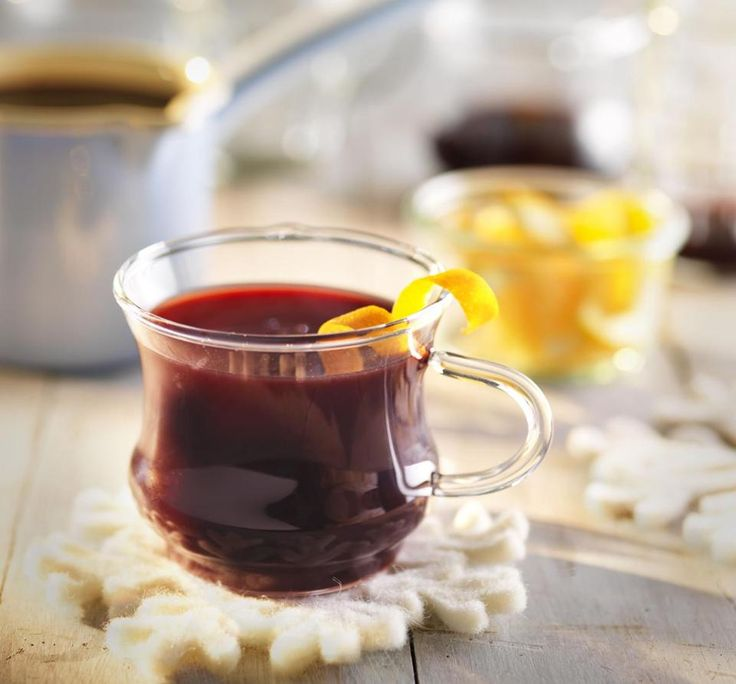 Three Warm Cups to Ring in Christmas: Gluhwein (German- and Austrian-style mulled wine), Glogg (Scandinavian-style mulled wine), Mulled White Wine with Ginger and Elderflower