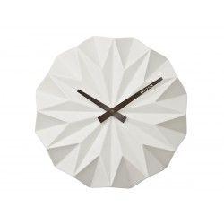 Horloge Karlsson Origami Ceramique