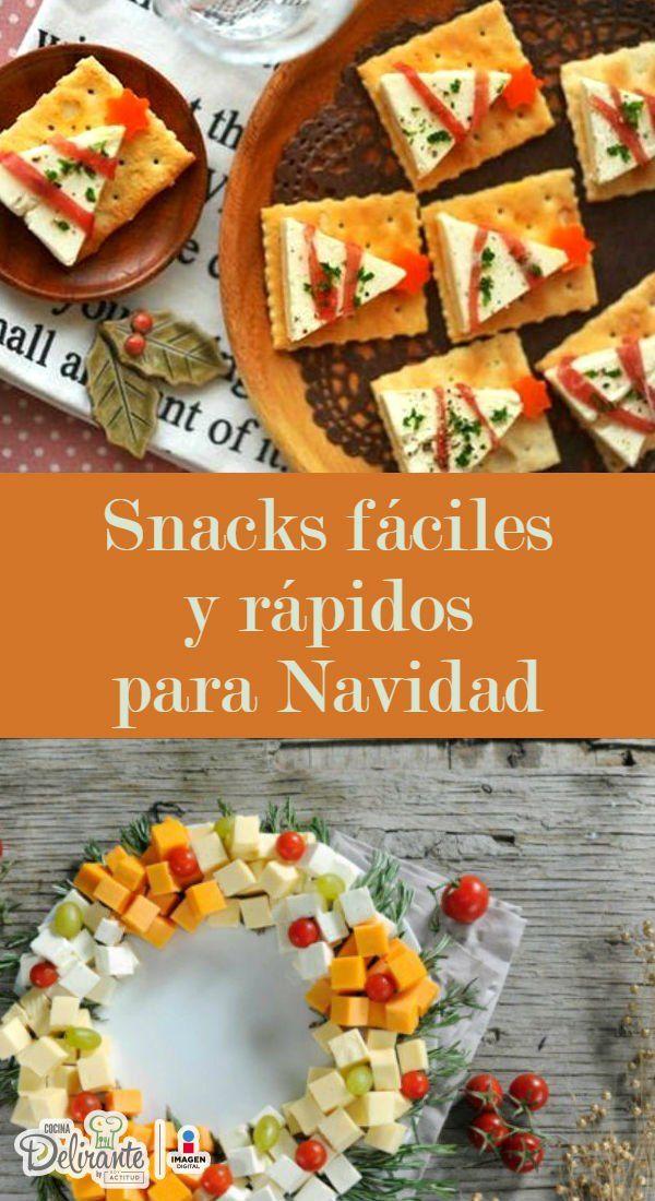 Consciente A Tus Invitados Con Estos Snacks Para La Cena De
