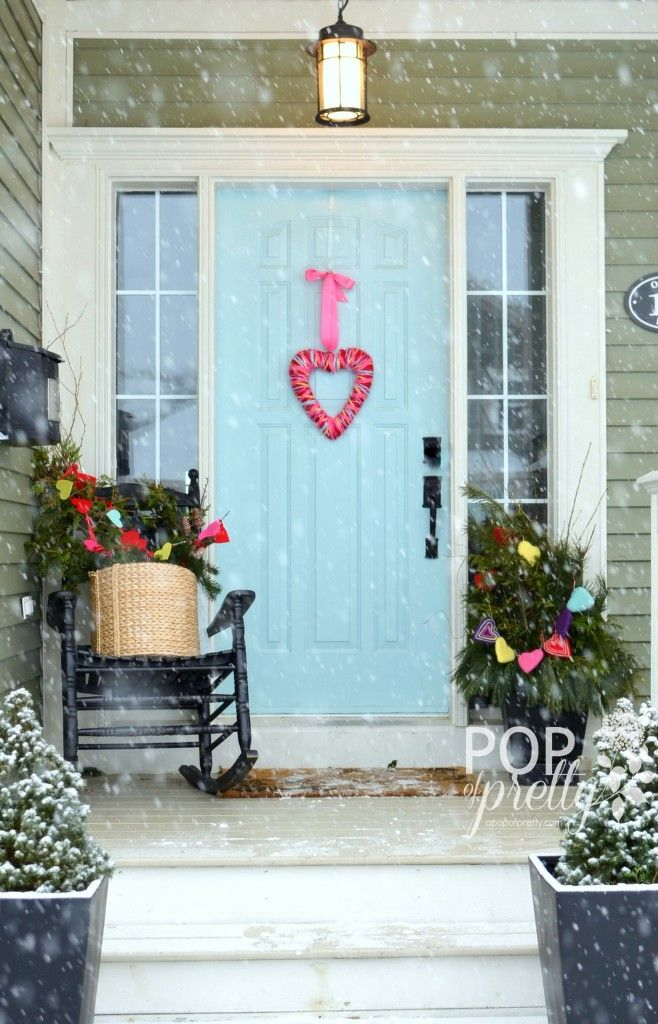17 Best Images About Valentines Day Decorating Ideas On Pinterest Valentine Day Wreaths