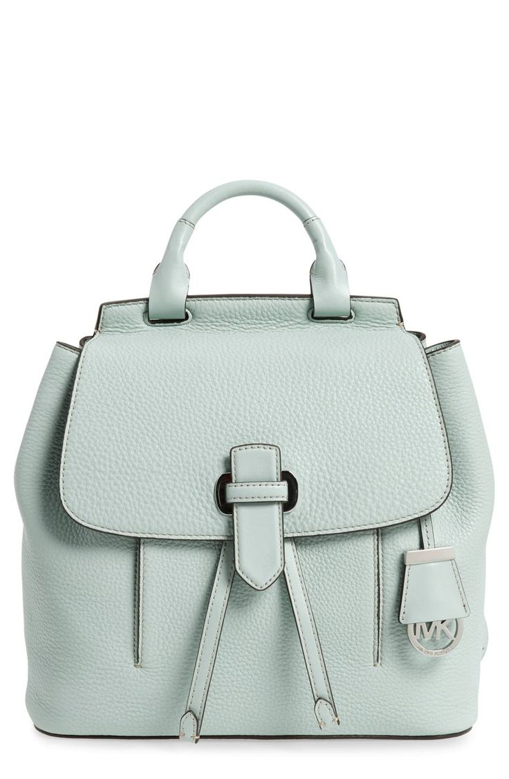 Women\u0026#39;s Michael Michael Kors \u0026#39;Medium Romey\u0026#39; Leather Backpack VND) ? liked on Polyvore featuring bags, backpacks, leather backpacks, leather knapsack, ...