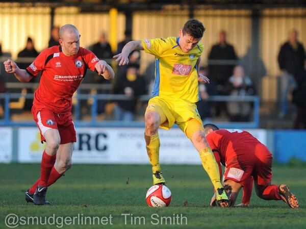 Jack McGovern King's Lynn Town FC