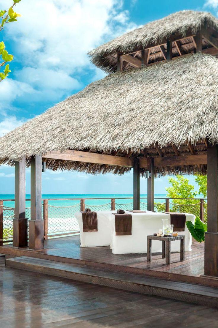 Spa retreat at Sandals Ochi Beach Resort, Jamaica