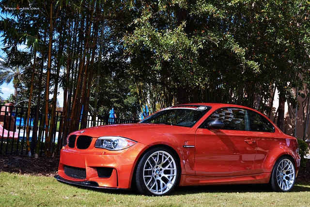 BMW 1M Coupe, via Flickr.