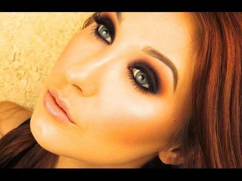 Love... Love... Love Jaclyn Hill's fall eye look.▶ Fall Smokey Eye Tutorial - YouTube