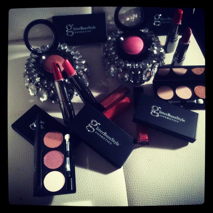 GlitterBuzzStyle Cosmetics launching APRIL 2013 ; )