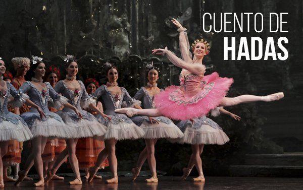 El Ballet de Houston presenta The Sleeping Beauty