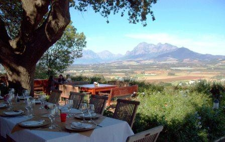 Spice Route in Paarl