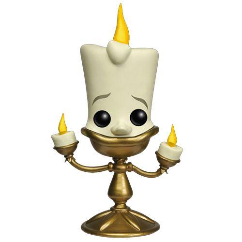 Figurine Lumière (La Belle Et La Bête) - Figurine Funko Pop