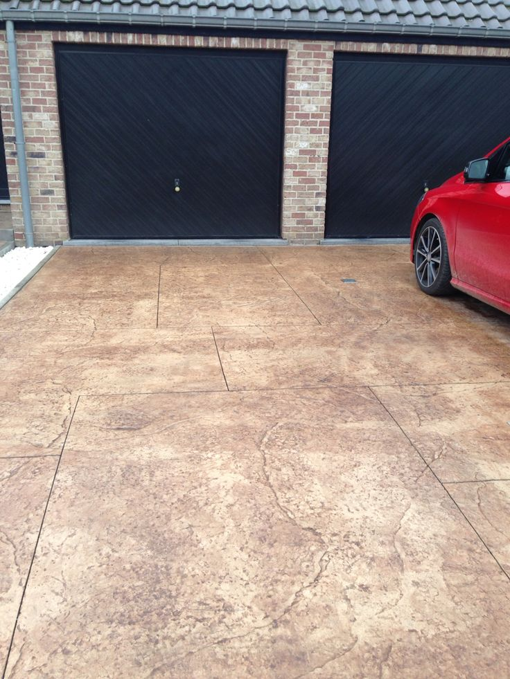 Stamped Concrete Isoplam