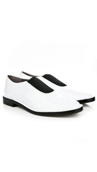Alexander Wang DARLA PEROXIDE POLISHED shoes