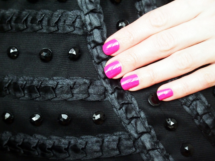 P2-gel-look-polish-Crazy-Mademoiselle #p2