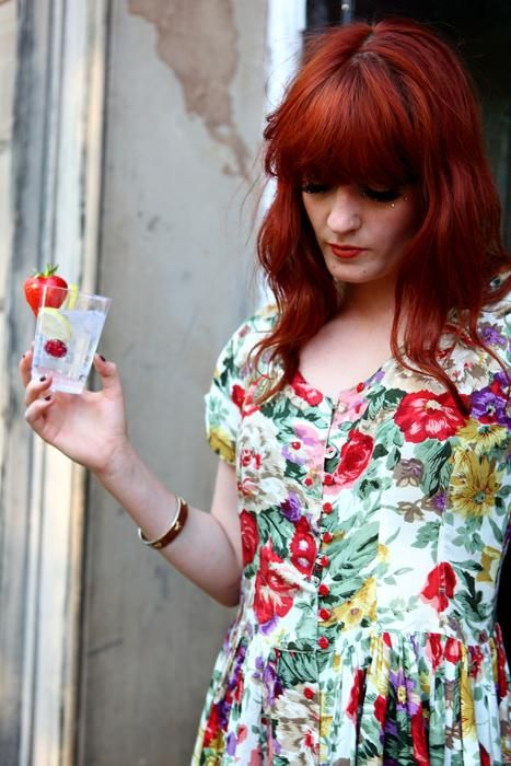Florence Welch. Florence and the Machine