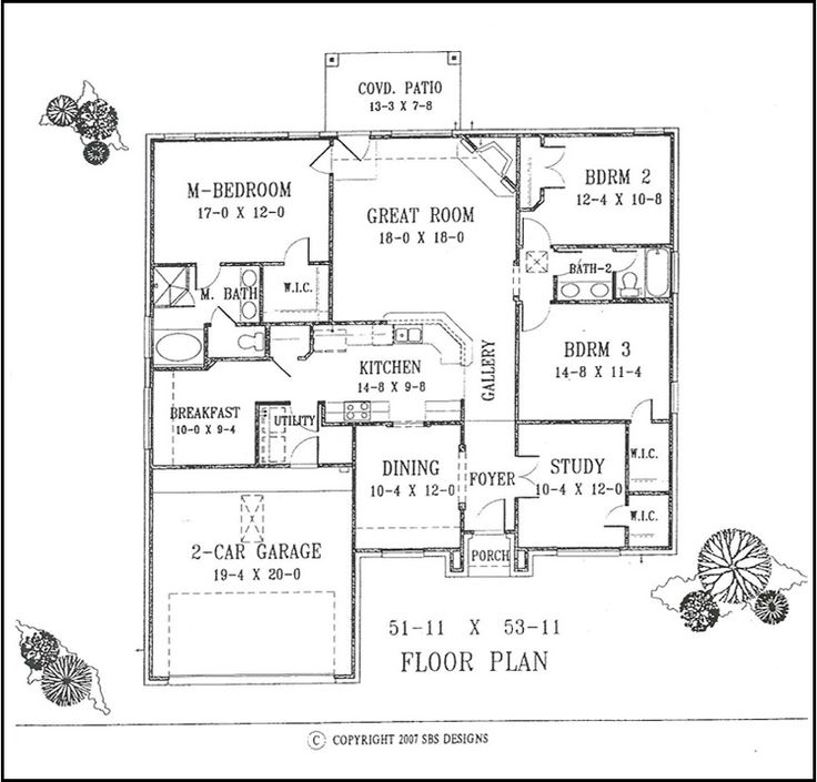 Free barn house floor plans house design plans for Free two story house plans