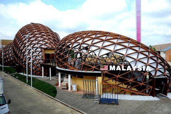 The Malaysia Pavilion, Expo Milano 2015, Italy (=)