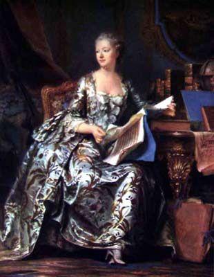 madame de pompadour | madame pompadour re-creation
