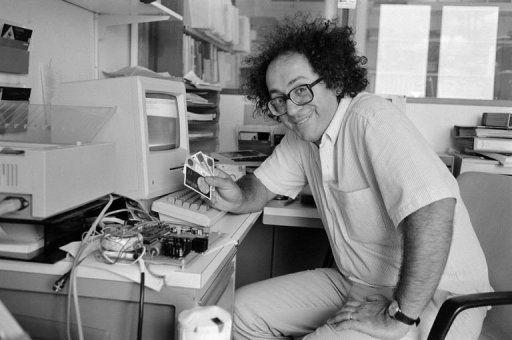 Roland Moreno : l'inventeur de la carte à puce en 1974