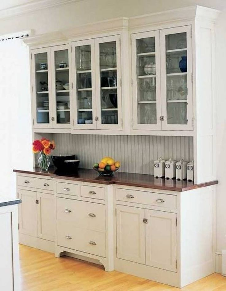 15 best Free standing kitchen cabinets images on Pinterest