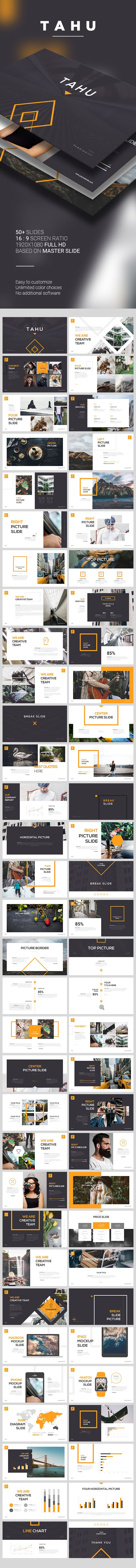 TAHU PowerPoint Template (PowerPoint Templates)