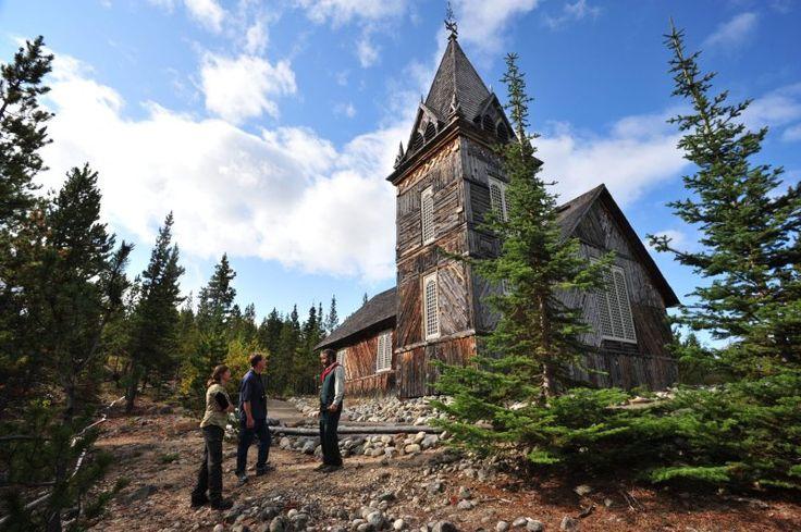 Photo: Gov't of Yukon/Derek Crowe
