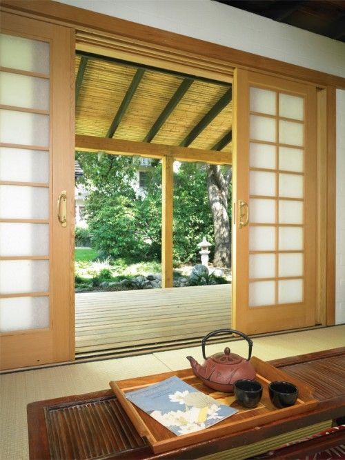 Design Ideas for Japanese-Style House with Shoji Screens Pictures