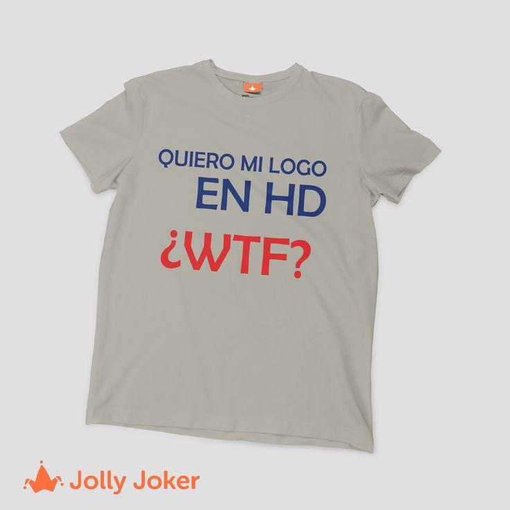 ¿ Te ha pasado? diseña las camisetas más divertidas para tus amigos de diseño gráfico de la U o el trabajo! atrévete a crear la mejor camiseta personalizada y ordenala en Jolly Joker