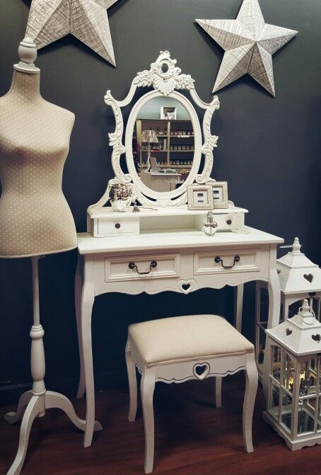 French boudoir bedroom furniture.