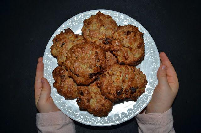 Mlsná máma : Sušenky s jablky