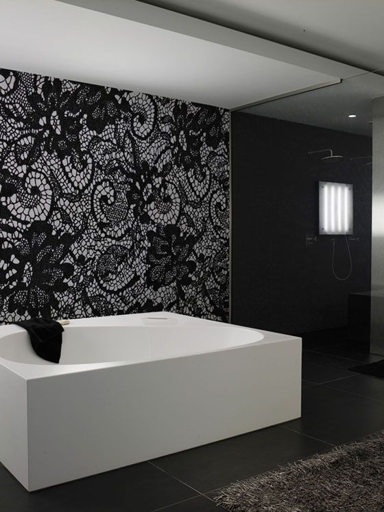 Wall & Decò - Bathroom wallpaper - Interiorator