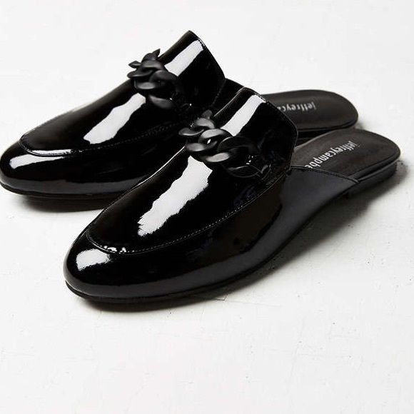 Jeffrey Campbell Shoes - Jeffrey Campbell black leather loafers - 💵 firm!