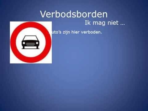 Verkeersborden - YouTube