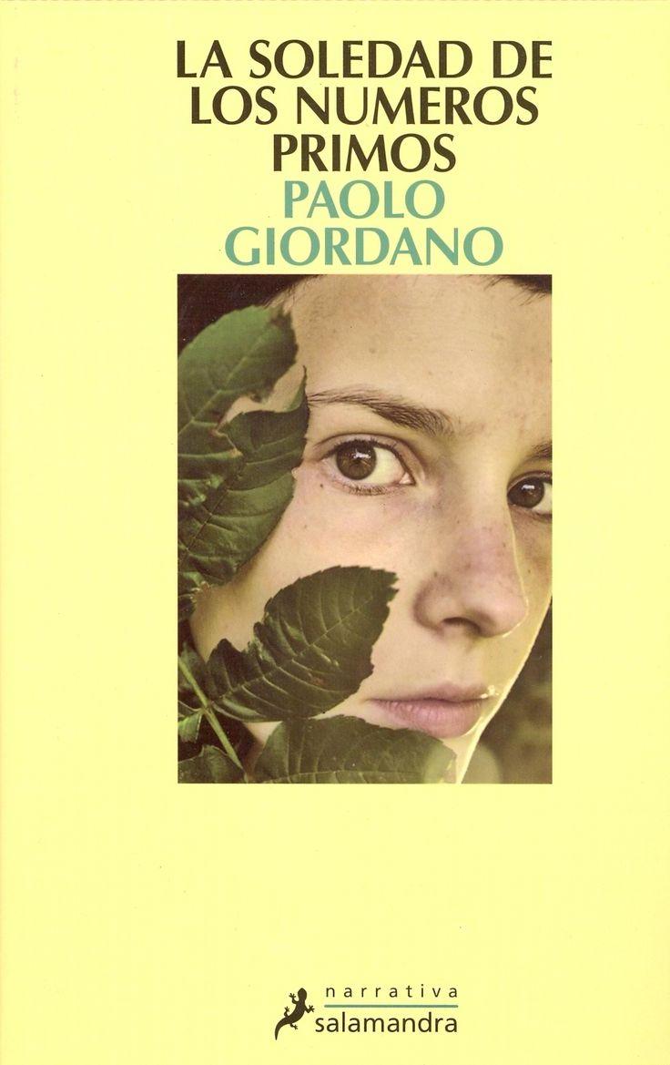 """""""La soledad de los números primos"""" de Paolo Giordano. Ficha elaborada por Alba Blázquez."""