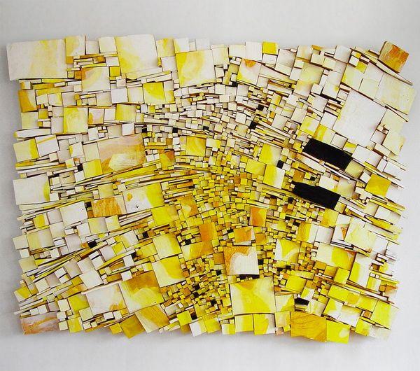 Artist a day: Louise McRae; Art Form: Sculpture; Country: New Zeland