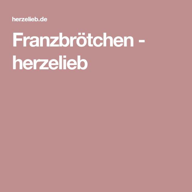 Franzbrötchen - herzelieb