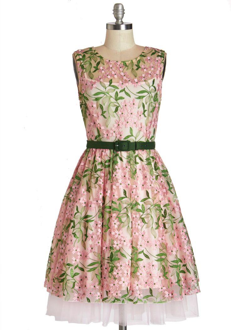 Eva Franco Joy de Vivre Dress, #ModCloth