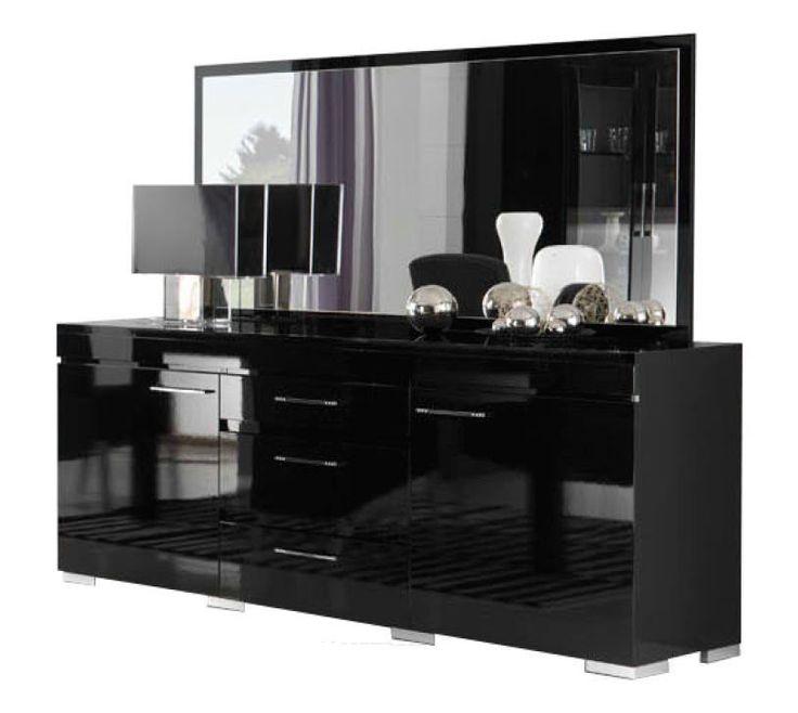 25 beste idee n over dressoir spiegel op pinterest - Designer woonkamer spiegel ...